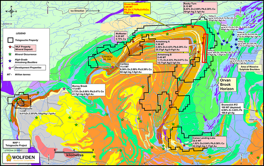 geology mineral deposits