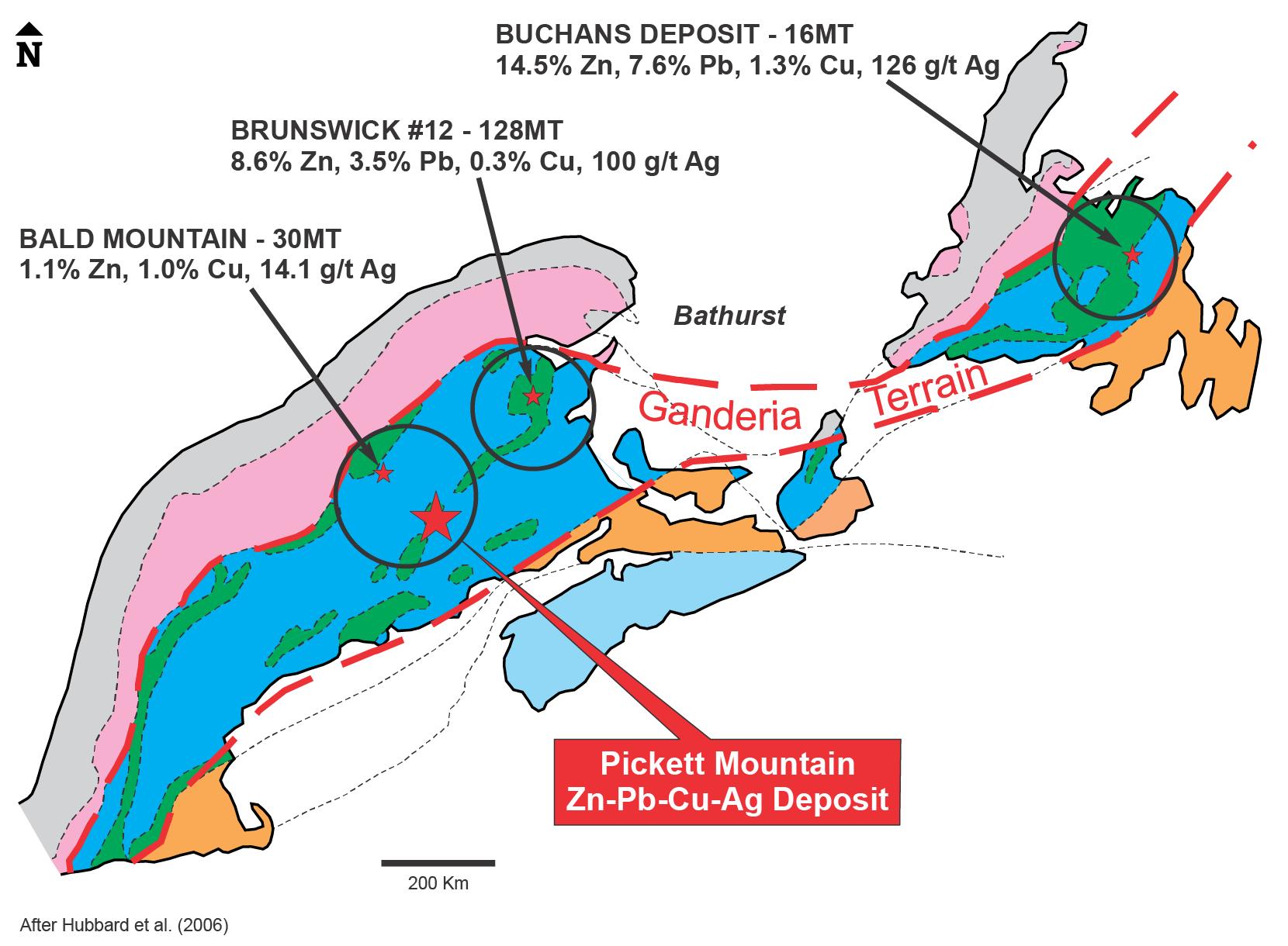 lithotechtonic map